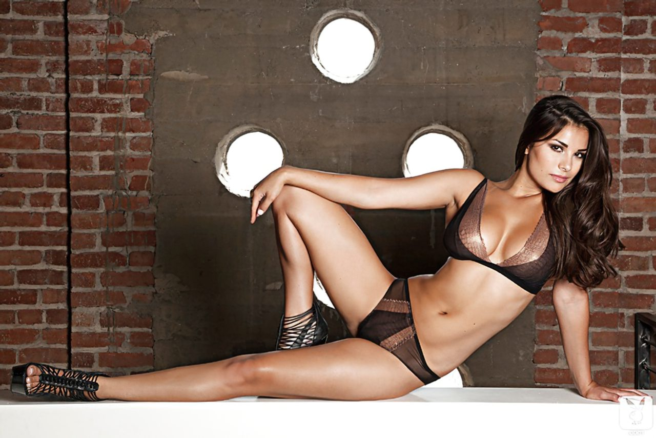 Anna Andelise Sexy Playboy (5)