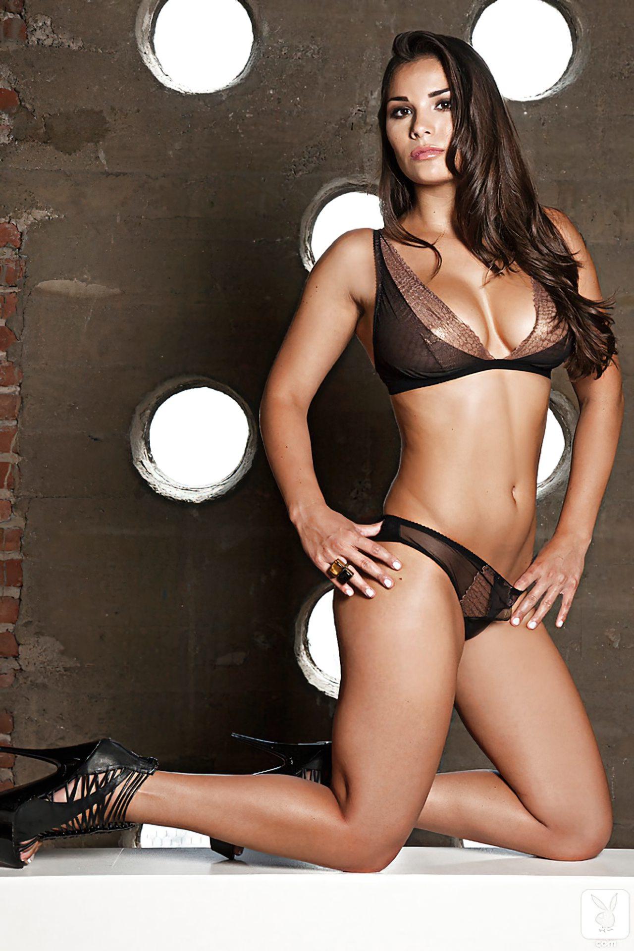 Anna Andelise Sexy Playboy (6)