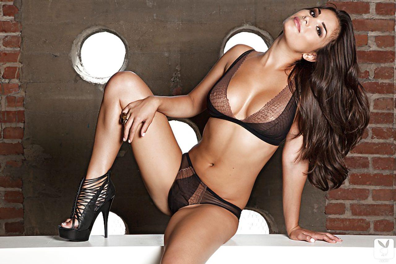 Anna Andelise Sexy Playboy (7)