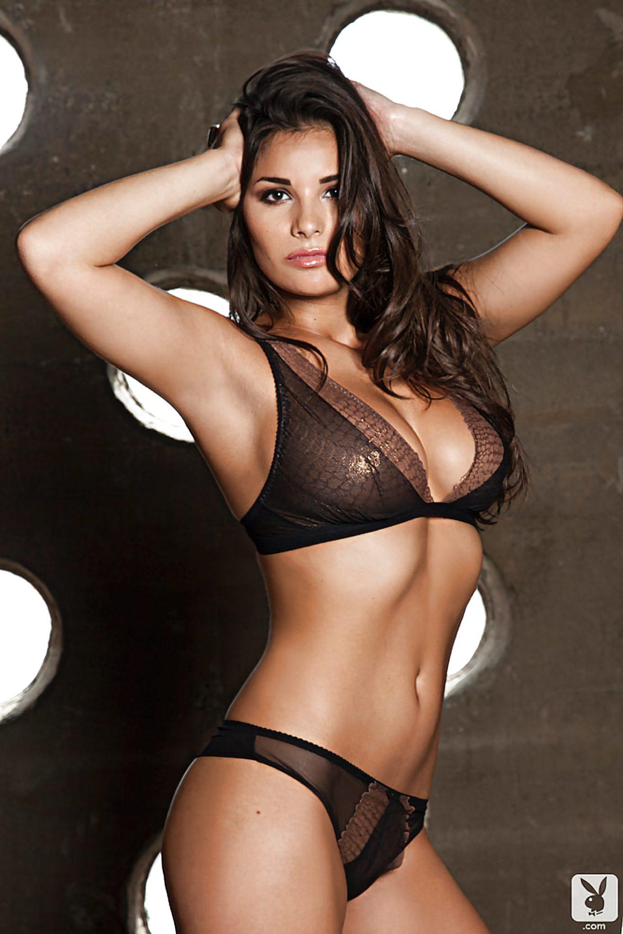 Anna Andelise Sexy Playboy (8)