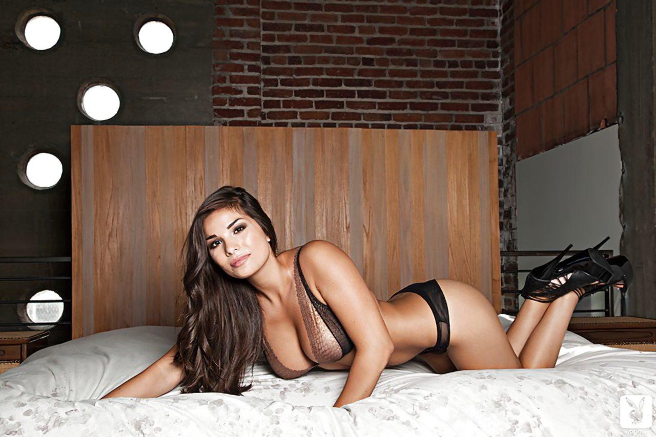 Anna Andelise Sexy Playboy (9)