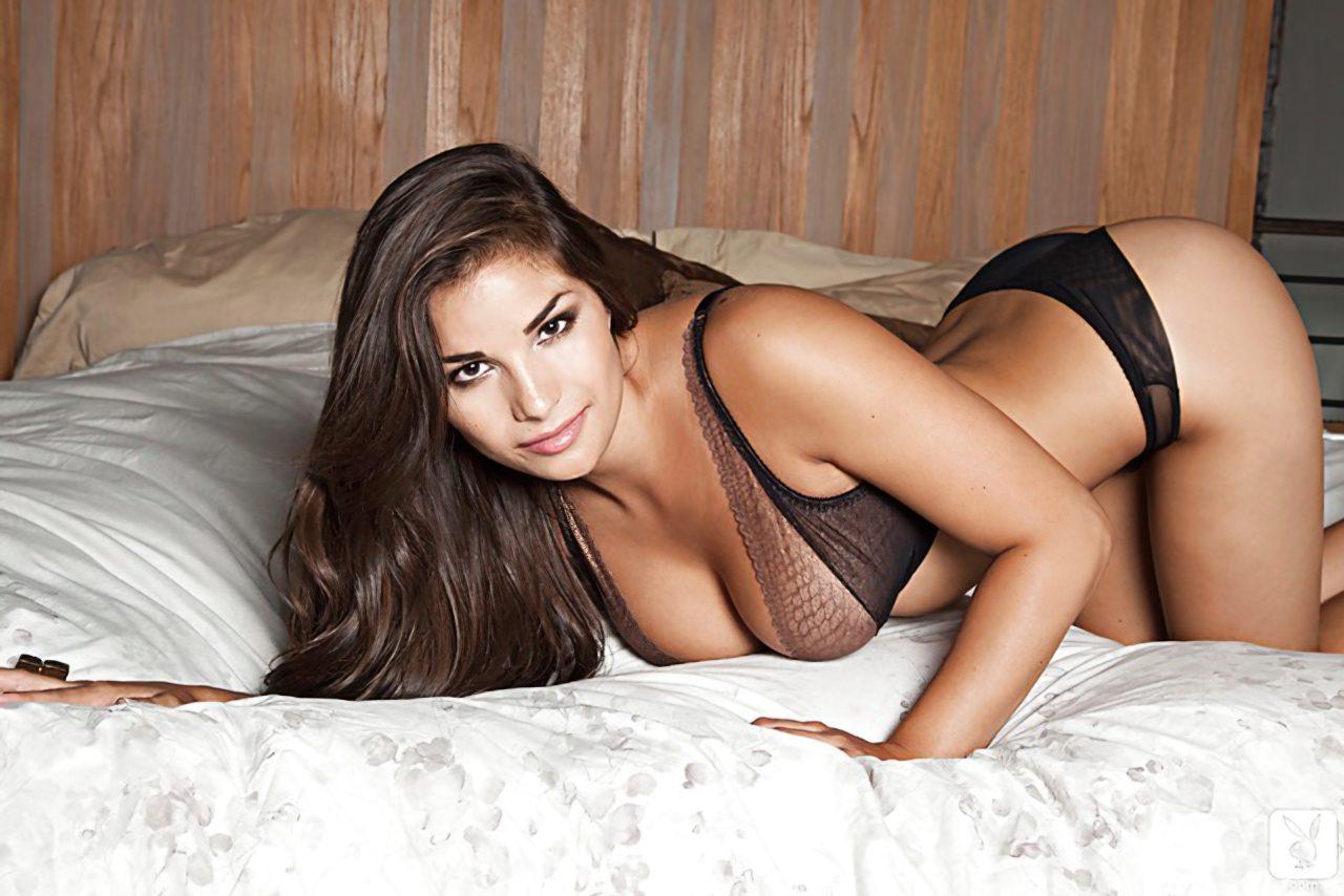 Anna Andelise Sexy Playboy (10)