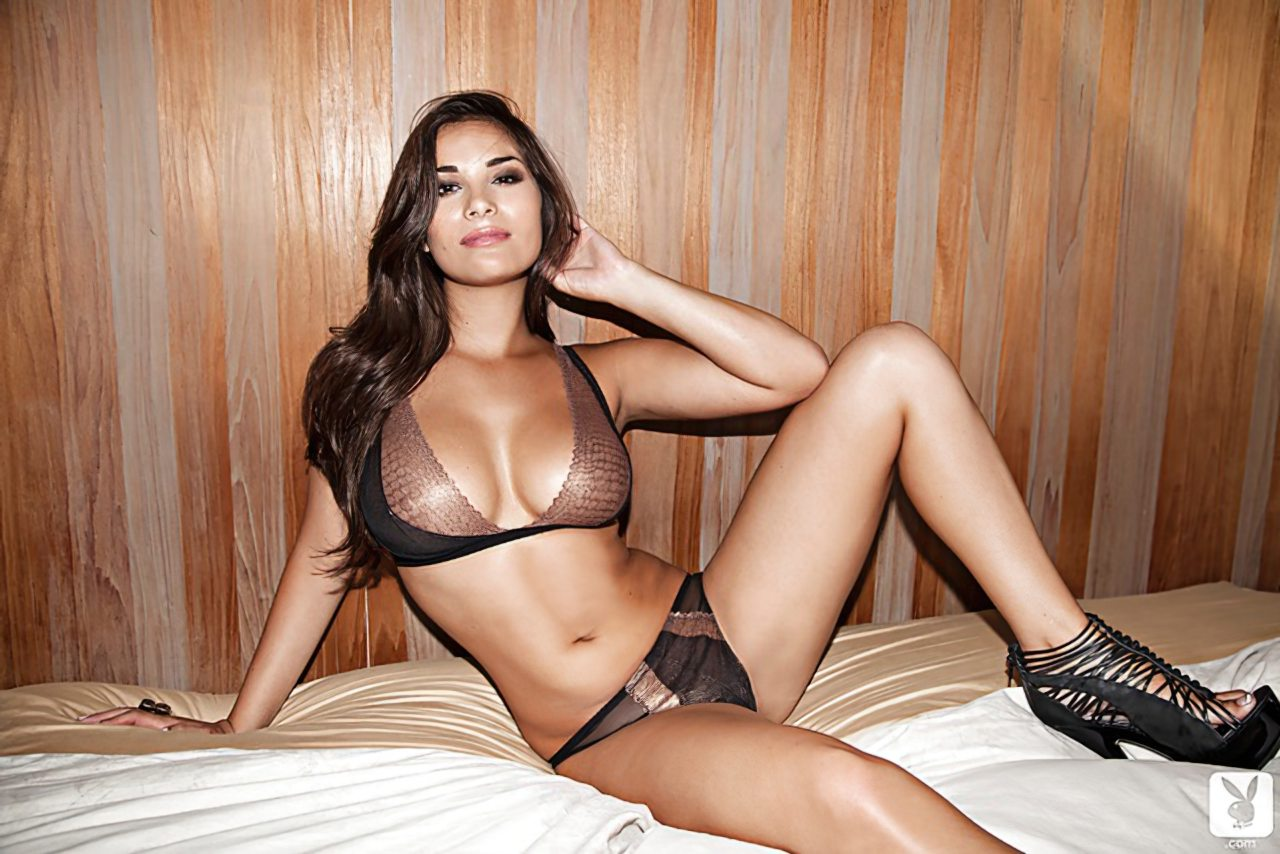 Anna Andelise Sexy Playboy (11)