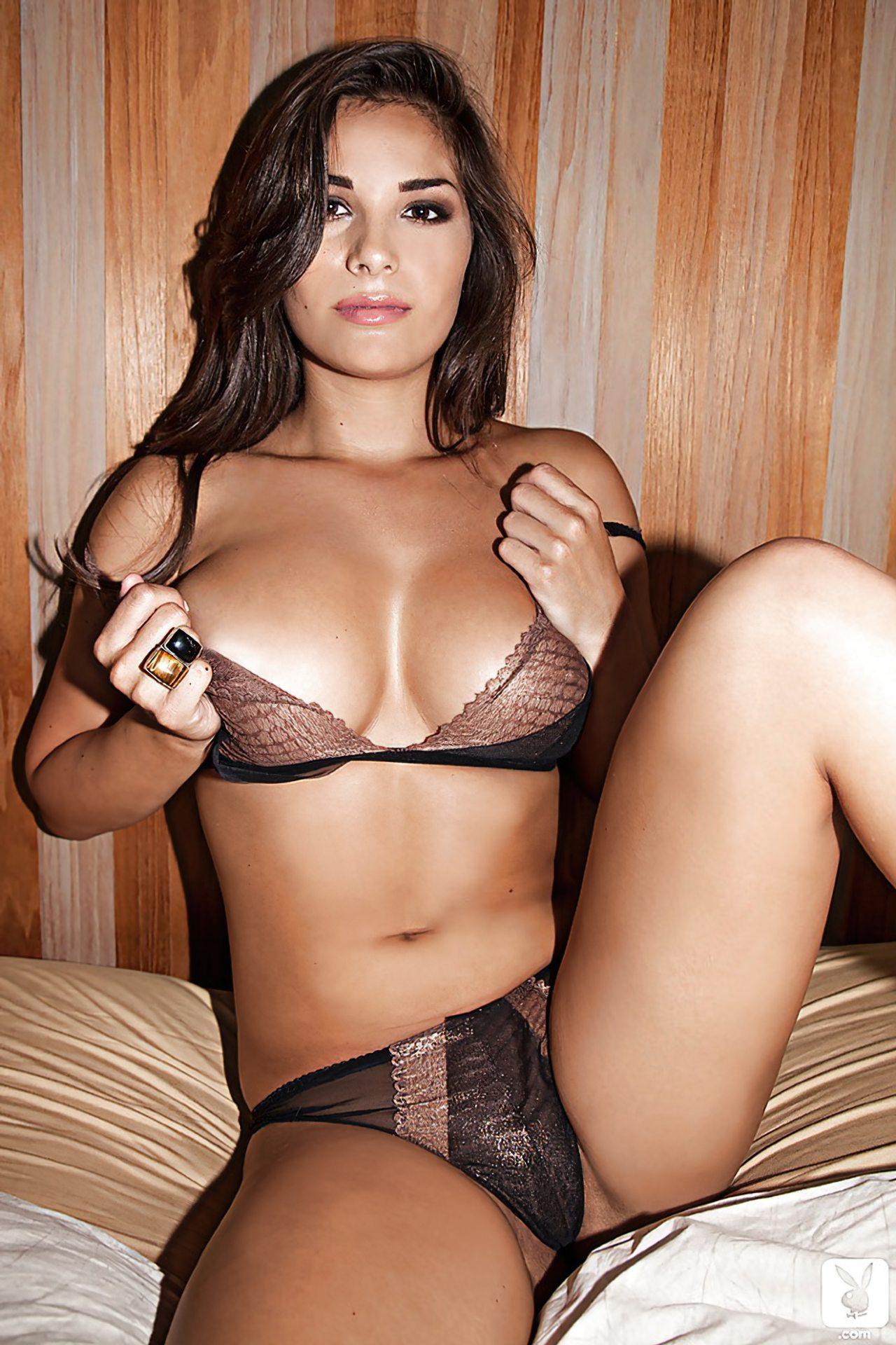 Anna Andelise Sexy Playboy (12)