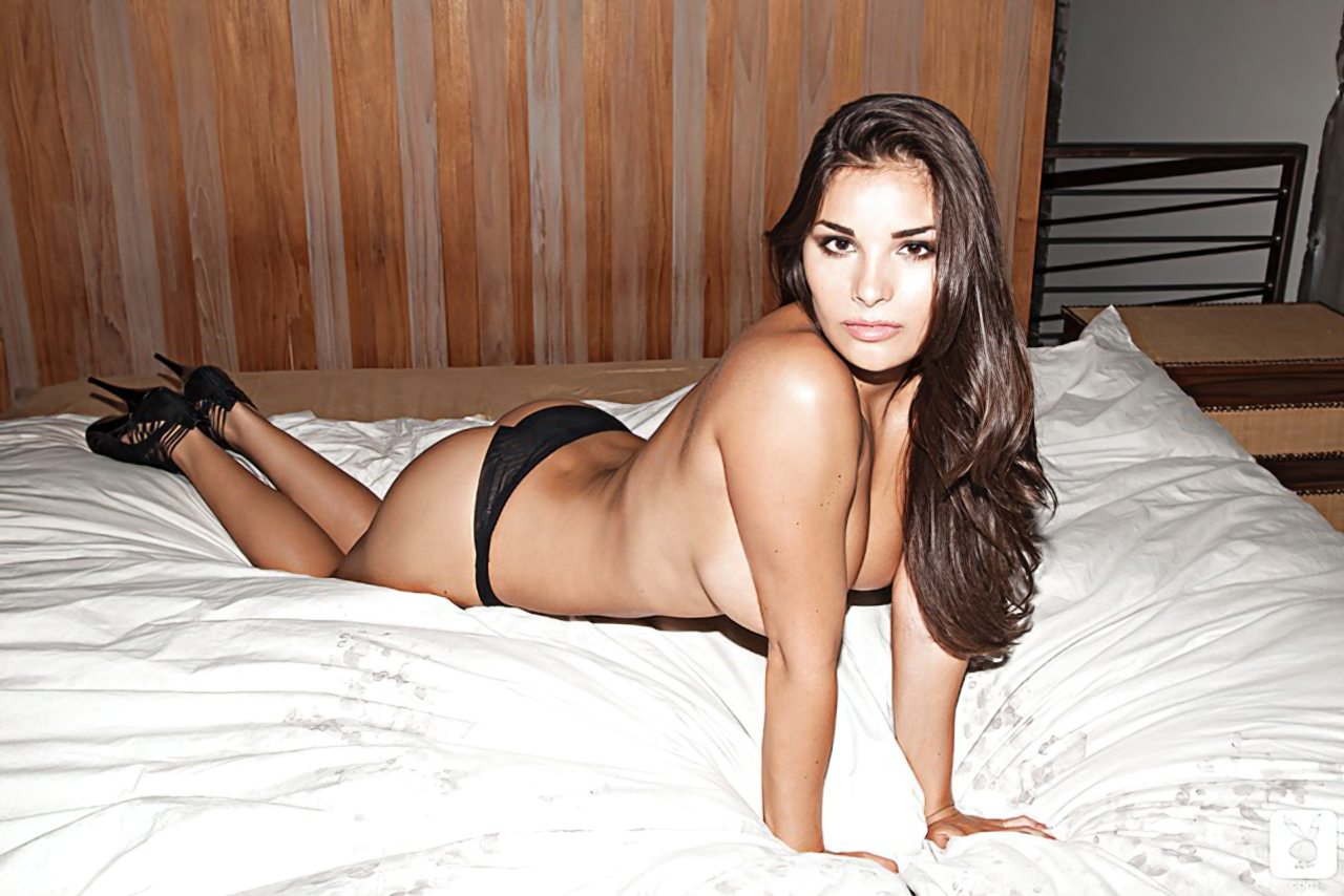 Anna Andelise Sexy Playboy (15)