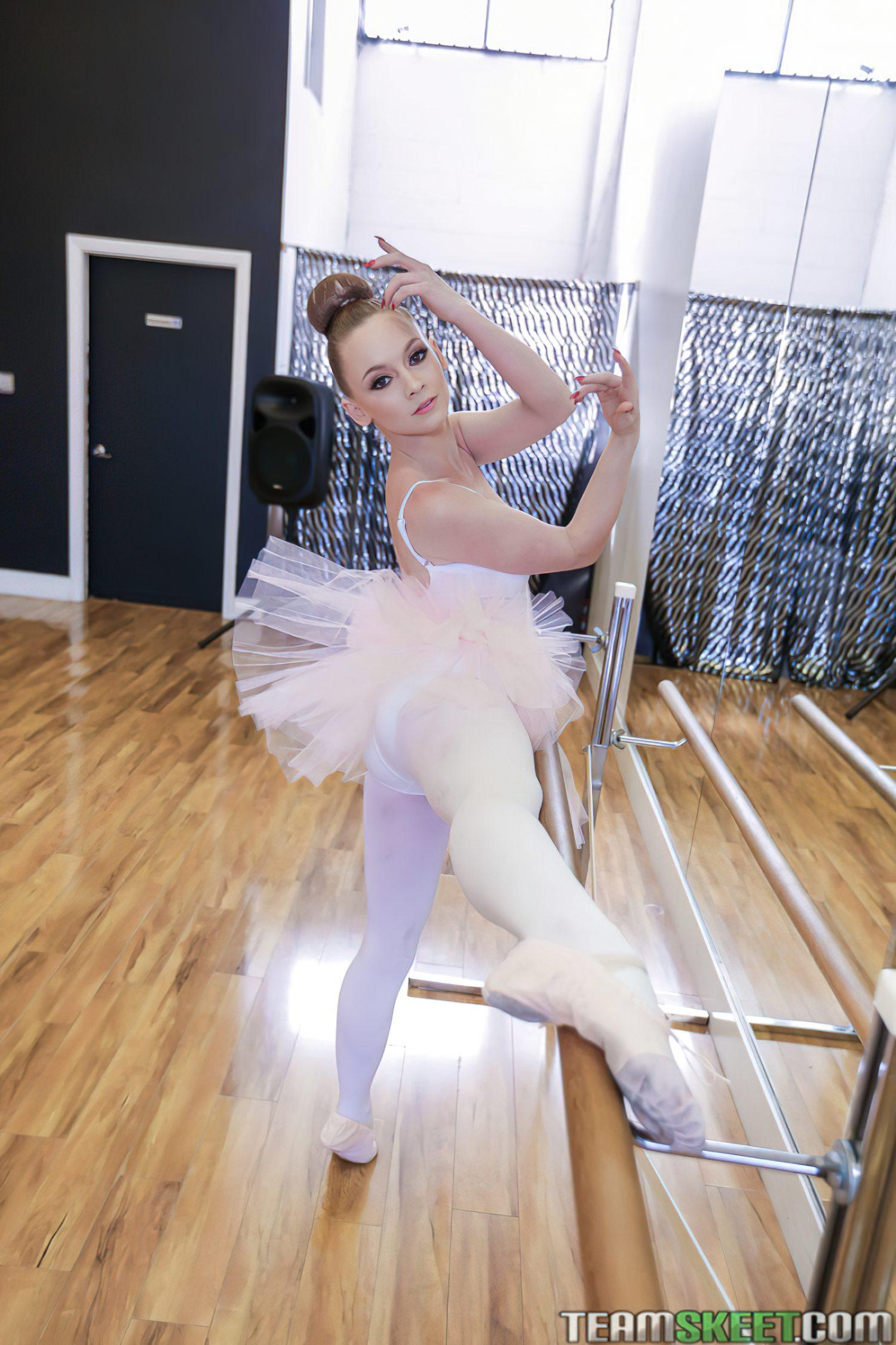 Sexo Aulas de Ballet (1)