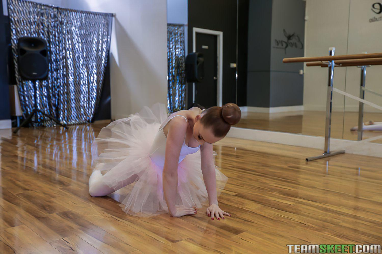 Sexo Aulas de Ballet (2)