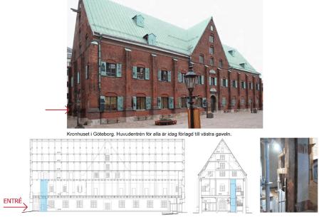 Kronhuset i Göteborg