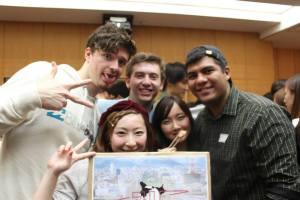 札幌圏大学国際フェスタ