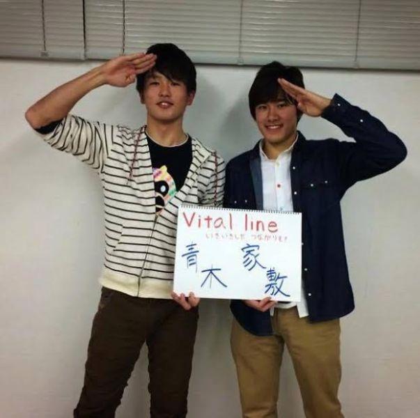 【学生団体紹介】Vital line