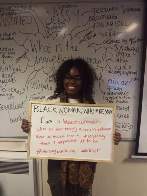 Jess Agboola (Black Women's Project)