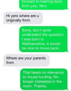 Room Texts