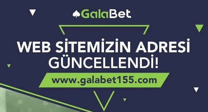 Galabet Güncel Giriş Adresi - Galabet155.com