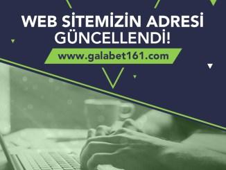 Galabet Güncel Giriş Adresi - Galabet161.com