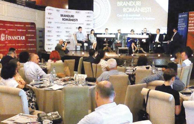 120 de antreprenori galateni la Conferinta ZF branduri romanesti la Galati