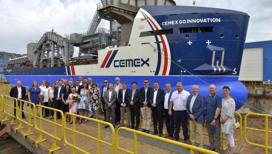 Damen Galați Lansare Cemmex Go Innovation
