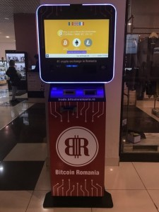 Bancomat Bitcoin la Galati