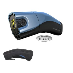 TASER C2 Personal Protector with FREE Holster   Electric Blue  TASER     TASER C2 Personal Protector with FREE Holster   Electric Blue  TASER