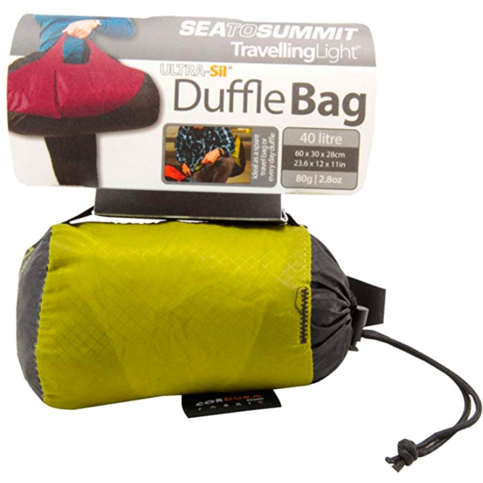 Sea to Summit Travel Duffle