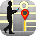 GPS My City App Icon