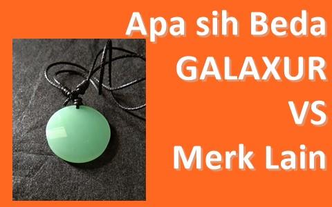 beda galaxur dengan pendant lain