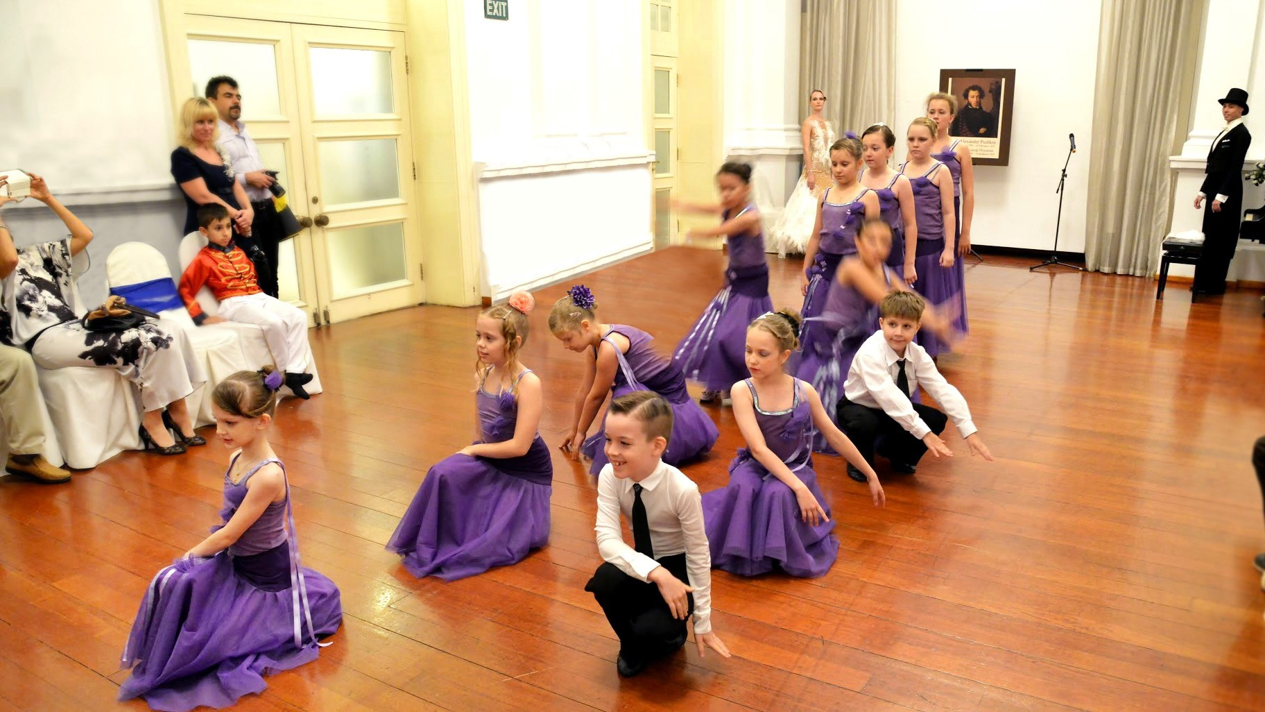 dance academy in Singapore