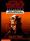 Darth Maul Journal