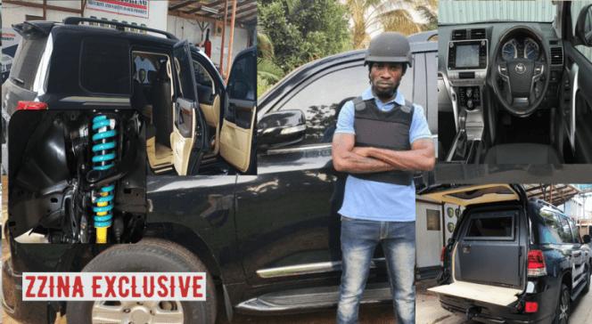 Nyanzi says Bobi only cares about himself