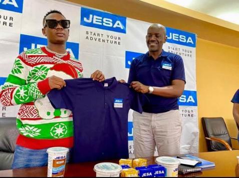 JESA unveils Fik Fameica as new Ambassador
