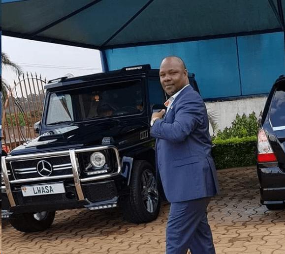 Lwasa Emmanuel seems to be still very bitter with Nabatanzi