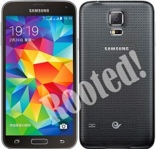 Get Root T-Mobile Galaxy S5 SM-G900T - G900TUVU1DOB1 Lollipop 5 0