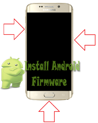 How to Install Galaxy S6 Edge SM-G925W8 to G925W8VLU3BOJ7 Android 5.1.1 Lollipop