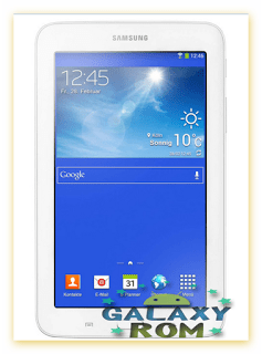 Update Galaxy Tab 3 Lite VE (SM-T113) T113XXU0APA5 Android