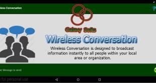 Wireless Conversation Cover