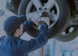 Fixing tire