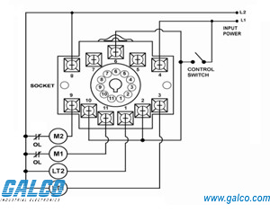 ALT2001SW  Sym  Alternating Relays | Galco Industrial Electronics