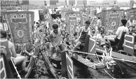History of the Dragon Boat Festival