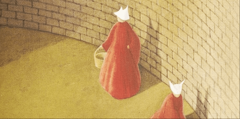 Unearth the Story Behind The Riveting New Channel 4 Series, The Handmaid's Tale