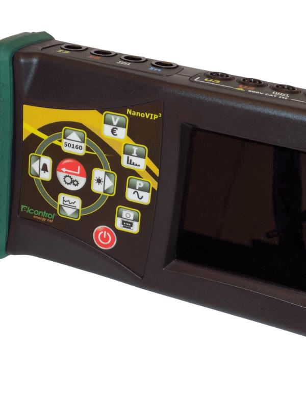 analizador de redes NANOVIP® CUBE 247™