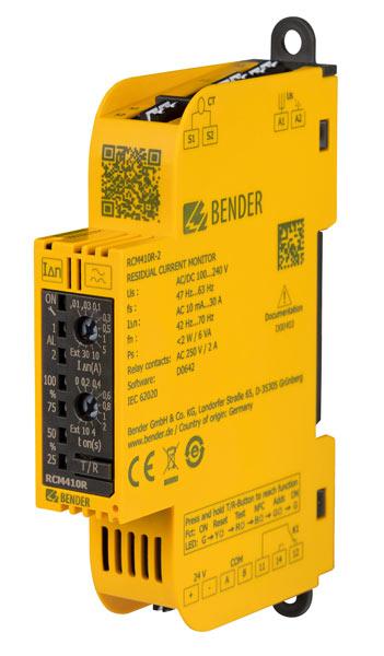 RCM410R BENDER