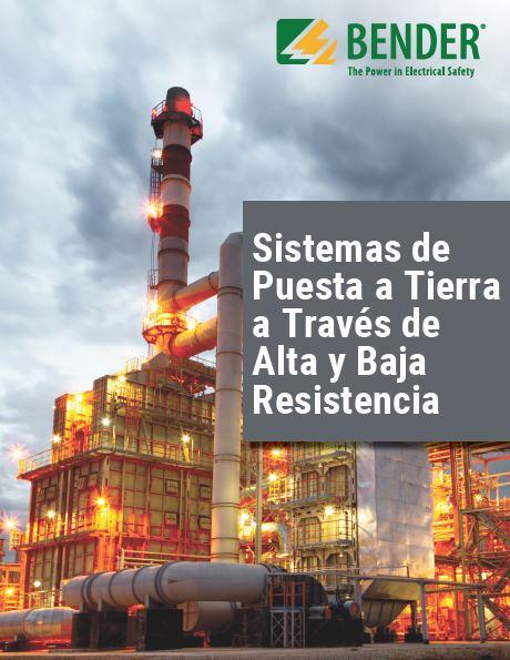 catalogo sistemas de puesta a tierra a traves de resistencia