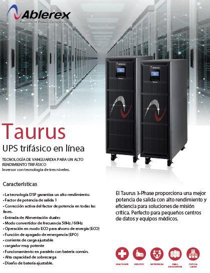 ablerex taurus