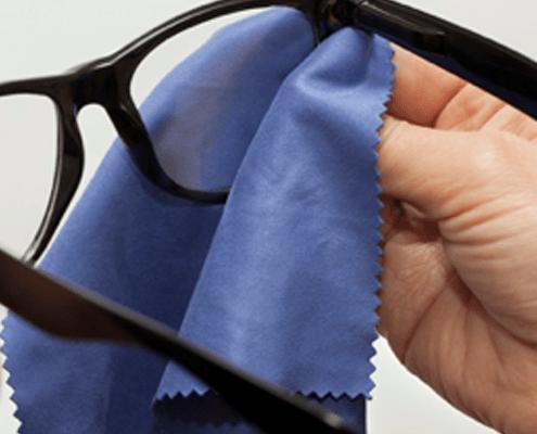 limpar oculos