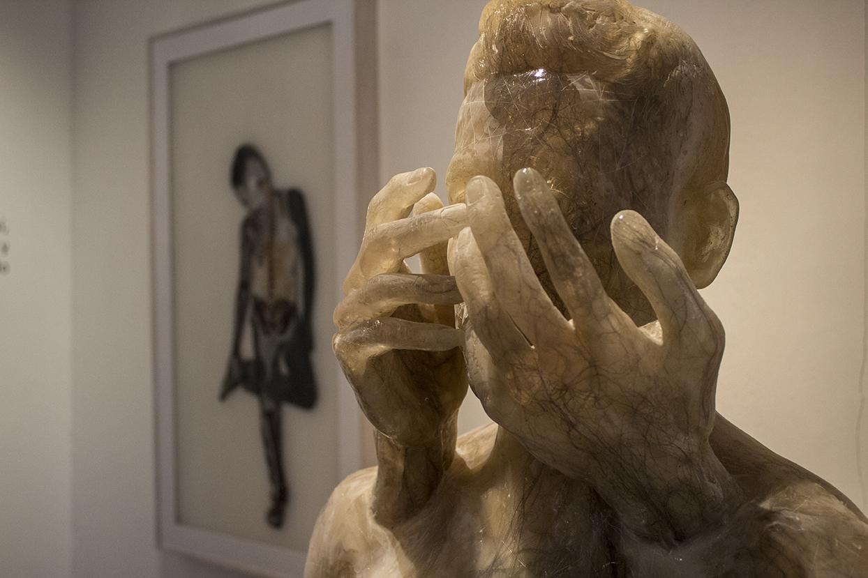 Escultura Rogelio Manzo