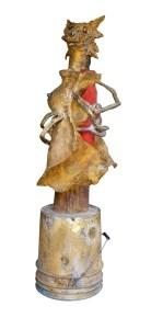 Lucio Santiago Escultura