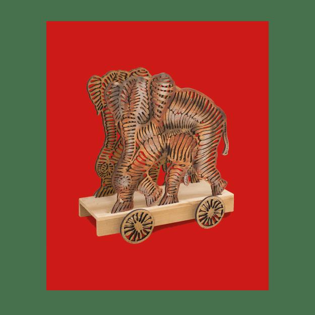 carrito_elefante_francisco_toledo
