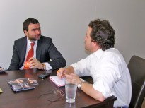 Juan Felipe Campuzano y Carlos Naranjo