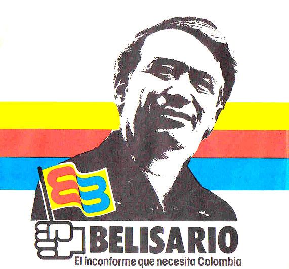 Resultado de imagen para Fotos Belisario presidente