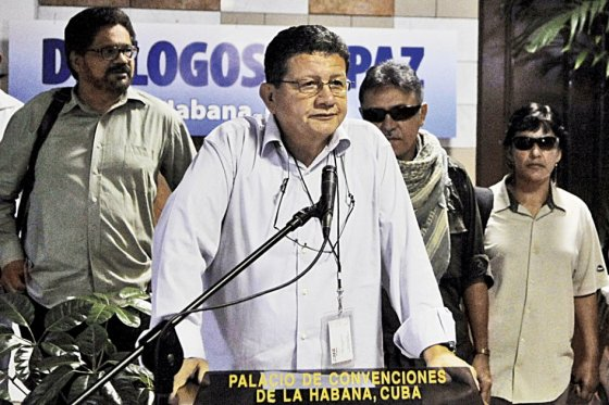 Diálogos FARC en La Habana
