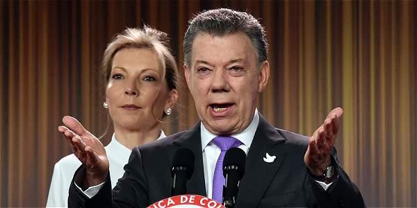 Juan Manuel Santos gana Premio Nobel de Paz